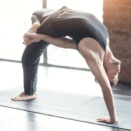 Can I improve joints with yoga