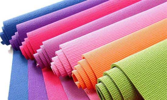 How to recognize PVC yoga mat