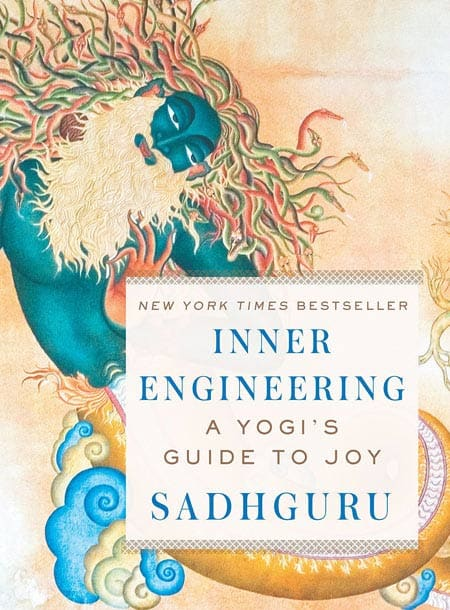 Cover of Inner Engineering book