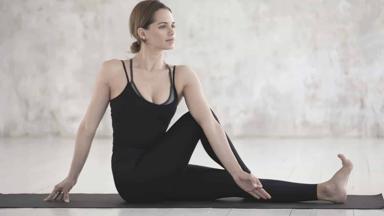 How to improve digestion with yoga