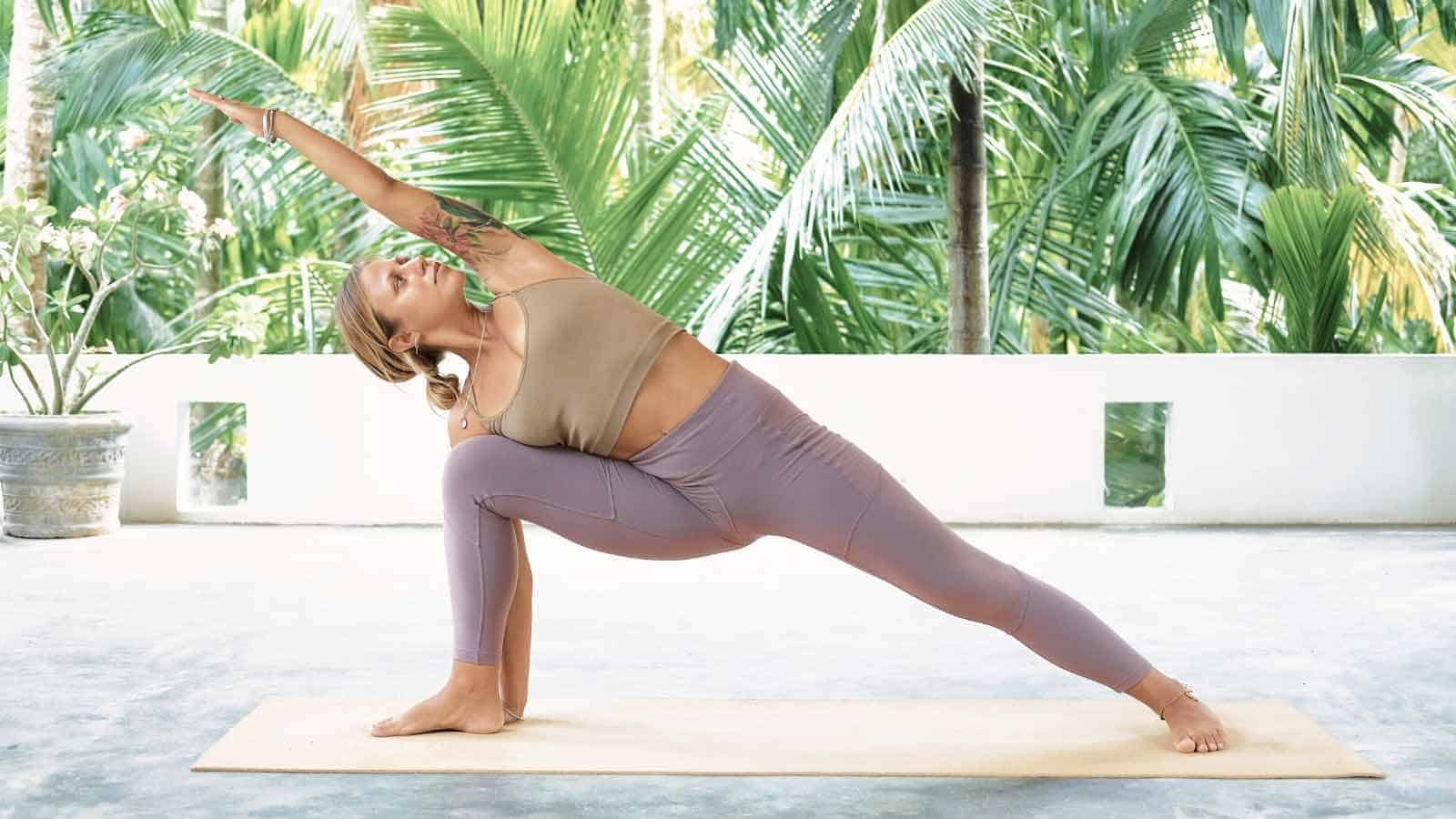 is it ok to do the same yoga routine everyday