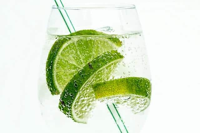 Is lime water healthy