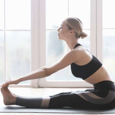 How to improve flexibility in legs